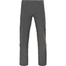 The North Face Exploration Broek Korte maat Heren, asphalt grey